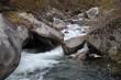 秋 昇仙峡 川 谷 滝 落ち葉 秘境 御岳昇仙峡 甲府 紅葉 絶景