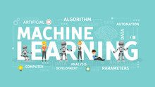 Machine Learning Concept.