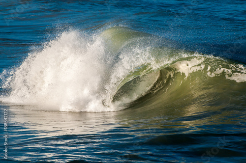Fotografia, Obraz  Waves cresting on the Atlantic Ocean.