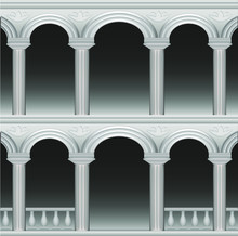 Arch, Element Of The Palace, C...