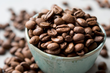 Kawa, ziarna kawy, caffe