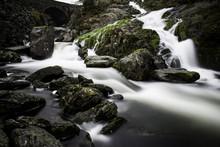 Snowdonia Waterfall
