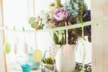 Easter Decortaions Interior