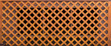 Wooden Lattice Texture