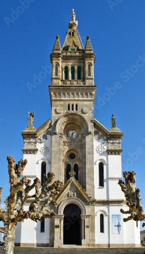 Mother Church of Espinho, Portugal