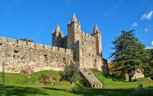 Castelo de Santa Maria da Feira Wallpaper Mural