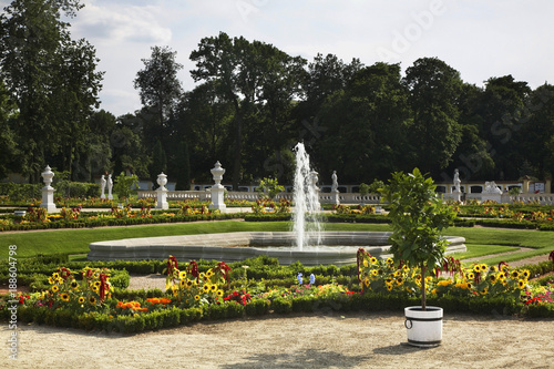 park-of-branicki-palace-in-bialystok-poland