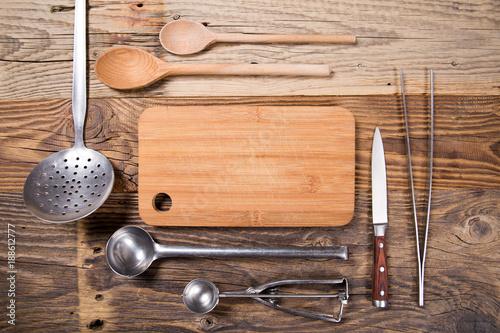 Utensili da cucina 2 – kaufen Sie dieses Foto und finden Sie ...