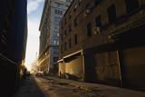 Fototapeta Uliczki - Dumbo alley