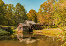 Mabry Mill Historic Grist Mill