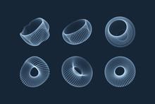 Geometric Shape For Design. Th...