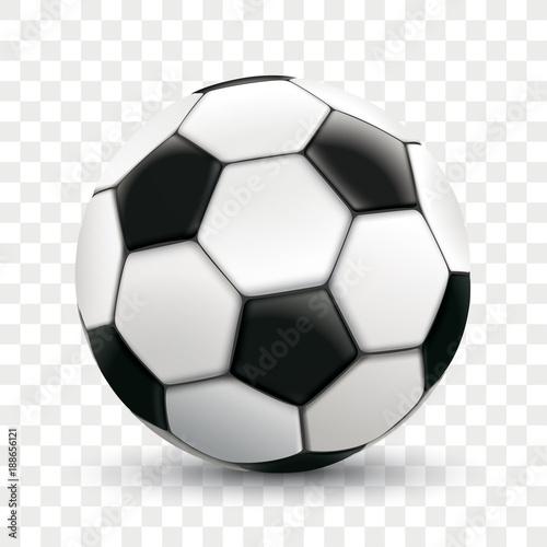 Fotografía  Football Transparent Background