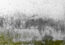 Old Concrete Wall With  Mold O...