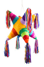 Colorful Mexican Pinata Used I...