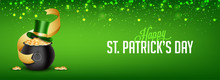 Happy St. Patricks Day Banner ...