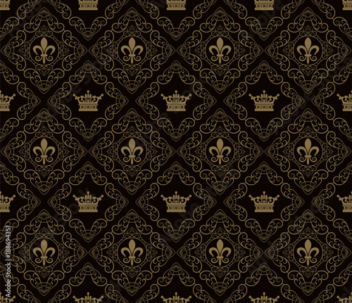 jednolite-adamaszku-tapety-sztuka-wektor