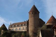 Bourgogne - Côte-d'Or - Sémur-en-Auxois - Ancien Château