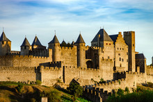 Carcassonne Medieval Fortress ...