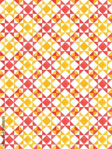Stoffe zum Nähen Quilt Pattern