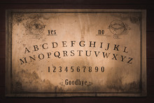 Talking Board And Planchette U...