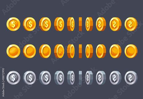 Fotomural Coin