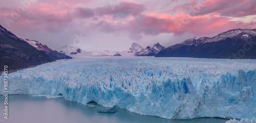 The Perito Moreno Glacier landscape Canvas-taulu