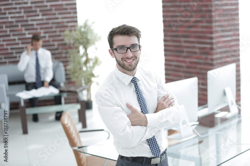 Fototapety, obrazy: portrait of a practising lawyer