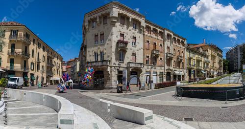 Old town of Acqui Terme Wallpaper Mural