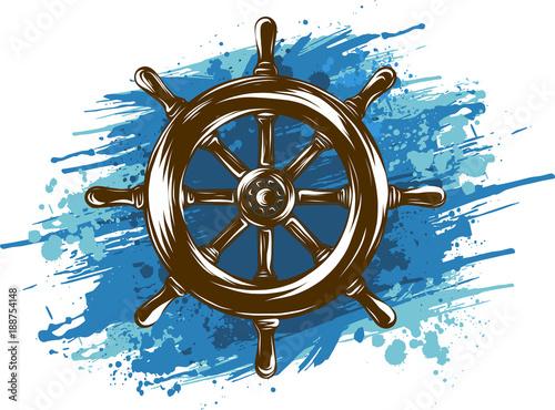Timone nave Canvas Print