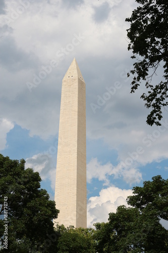 Fotografie, Obraz  Washington Monument / America's Capital Landmark