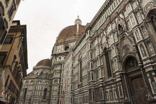 Fotografía  Catedral de Santa Maria dei Fiori, Florencia, Italia