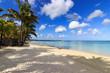 plage tour aux biches, île maurice