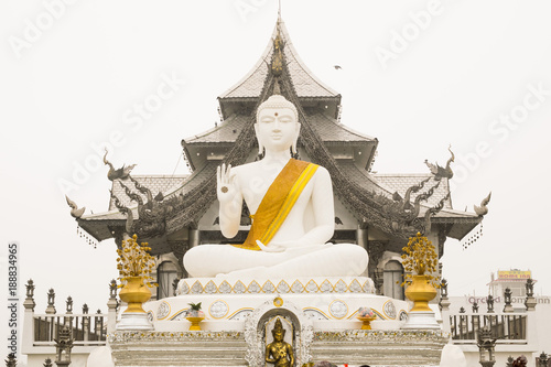 Lord Budha Temple in Bodhgaya  IMAGES, GIF, ANIMATED GIF, WALLPAPER, STICKER FOR WHATSAPP & FACEBOOK