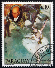 Postage Stamp Paraguay 1980 Pa...