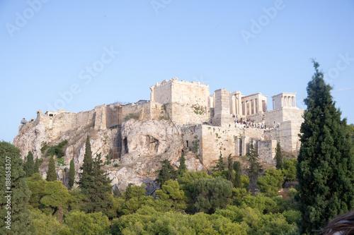 Poster Athens Athens - Acropoli