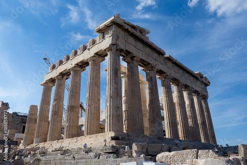 Canvas Prints Athens Athens - Acropoli, Parthenon