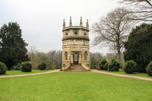 Octagon Tower At Fountains Abb...