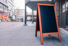 Cafe Chalk Board Advertisement...