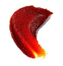 Smeared Tomato Paste