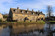LOWER SLAUGHTER, UK - Pictures...