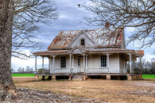 Forgotten Southern Farm House