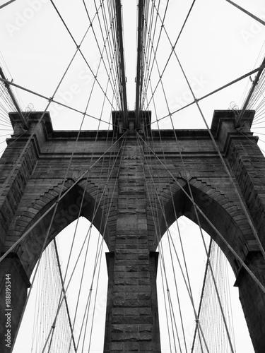 Fototapety, obrazy: Brooklyn Bridge