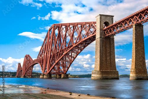 Recess Fitting Bridge Forth Railway Bridge in Edinburgh