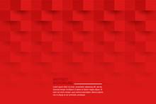 Geometric Texture. Vector Back...