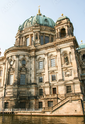Photo  Berliner Dom - Berlin cathedral  on spree river