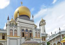 Masjid Sultan In Bugis Area, S...