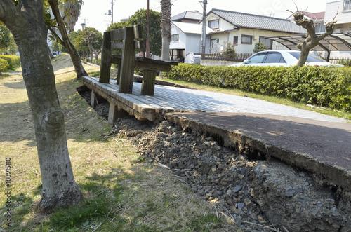 Keuken foto achterwand 東日本大震災の被害