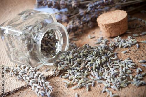 Tuinposter Lavendel lavande séchée