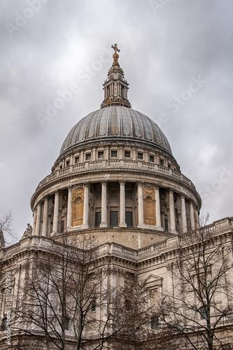 Poster Monument Catedral de San Pablo de Londres