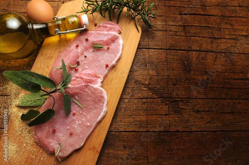 Fotografie, Obraz  Sus scrofa domesticus Domestic pig Prase Porc domácí Carne חזיר הבית di maiale S